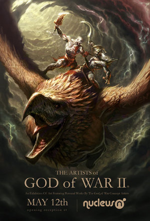 The Art of God of War 2