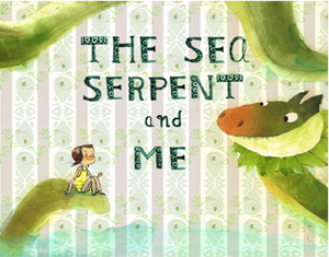 """The Sea Serpent and Me"" book reading & signing"