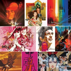 Bob Peak: Father of The Modern Hollywood Poster