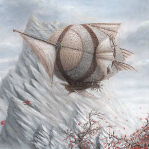 Lift Off: The Art of Airships