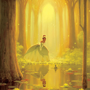 The Art of The Princess & The Frog (Artists' Panel/Book Signing)