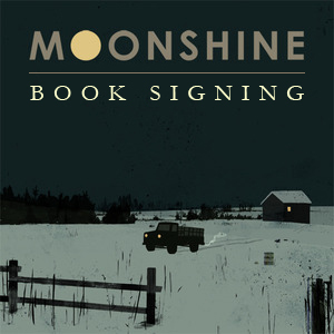Moonshine Book Signing