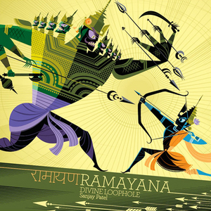 Ramayana Exhibition & Book Signing with Sanjay Patel