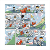 Copper #8 - Racing Shrimp - June 2003, Kazu Kibuishi