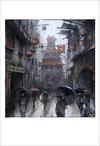 Rainy Day, Khang Le