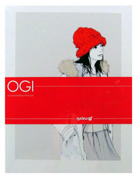 Ogi: Limited ed. Print Set with Sketch, Ryuichi Ogino (OGI)