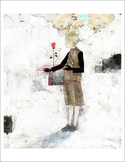 The Rose, Yoko Tanji