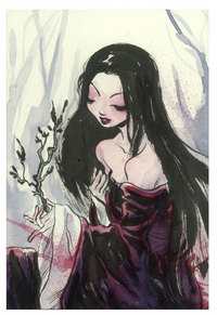 Twig Girl, Clio Chiang