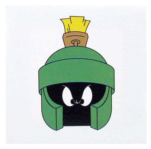 Marvin The Martian, Plasticgod