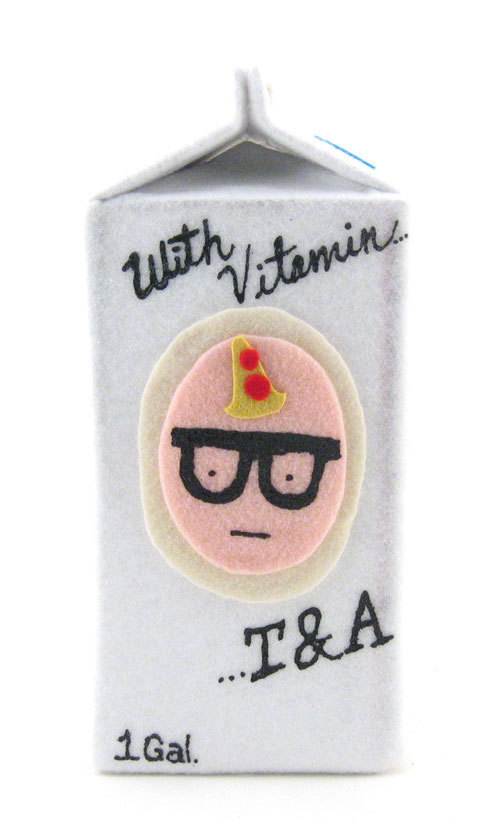Milk Carton, T&A Friendly