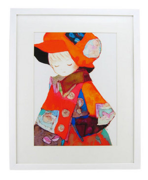 Orange Cap, Wakako Katayama