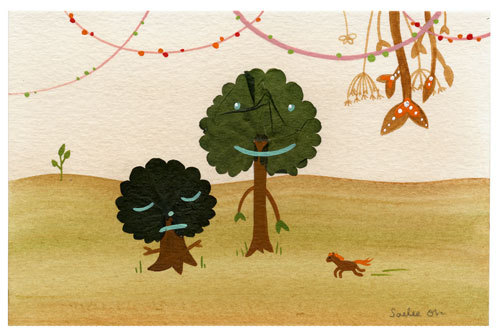 Two Tree, Saelee  Oh