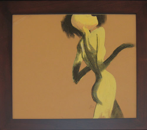 Nude One, Ronnie del Carmen