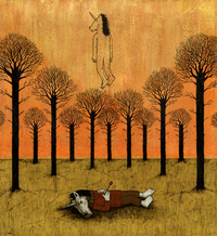 Myth Rises From The Dead Beast, Andy Kehoe