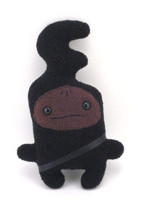 Silent But Deadly Ninja Turd, Anna Chambers