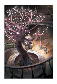 Tree of Life, Kazu Kibuishi