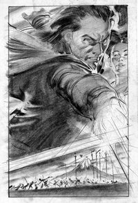 Crouching Tiger, Hidden Dragon #2, John Watkiss