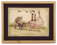 Steam Carriage Helper, scott c