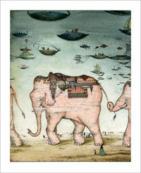 Pink Elephants, Andrea Offermann