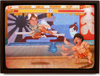 Street Fighter II Tournament: Chun Li(II) vs. E.Honda, Michael Alvarez