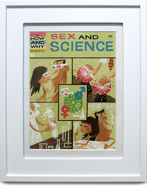 Sex and Science, Nate Wragg