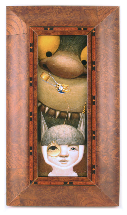 Terrible Yellow Eyes #2, Bill Carman