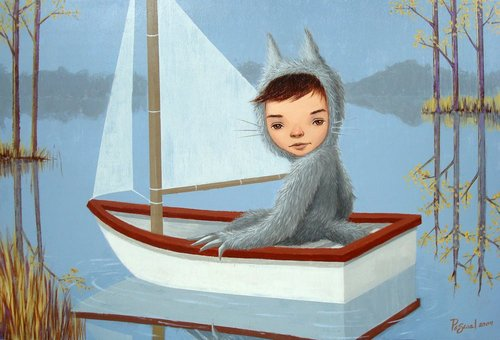 Where The Wild Things Are, Ruel Pascual