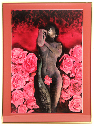 Blood Roses, Mike Dringenberg