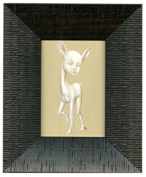 Girl In Deer Suit, David Ho