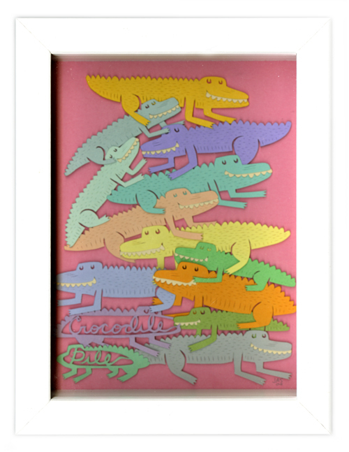 Crocodile Pile, Jared Andrew Schorr