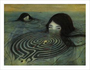 The Maze, She Breathes, Jaime Zollars