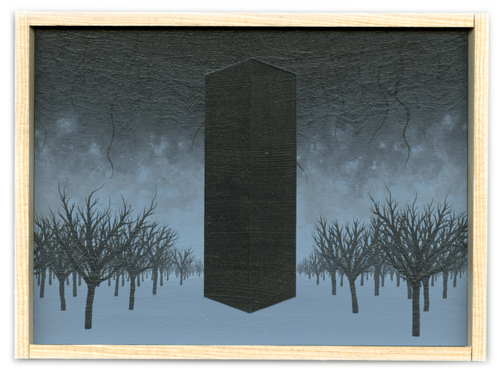 Black Tower 5 pt. 2, Matt Relkin