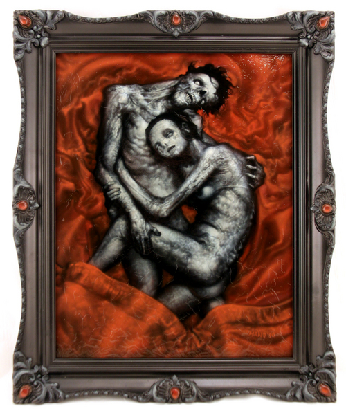 Zombies in Love (RED), William B. Hand