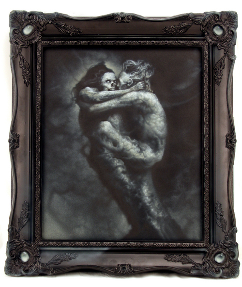 Zombies Embracing, William B. Hand