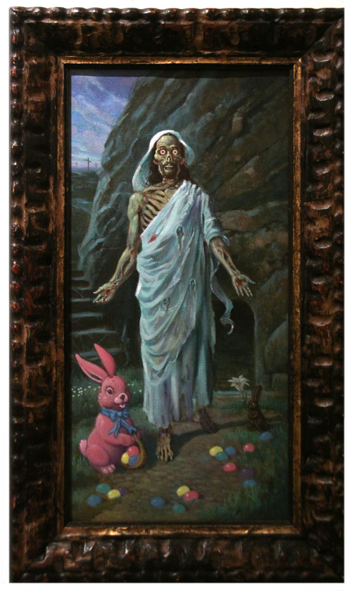 Happy Easter!, William Stout