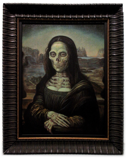 Mona Zombie, William Stout