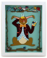 The March Hare, Jared Andrew Schorr