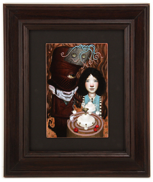 Alice and Mad, Bill Carman