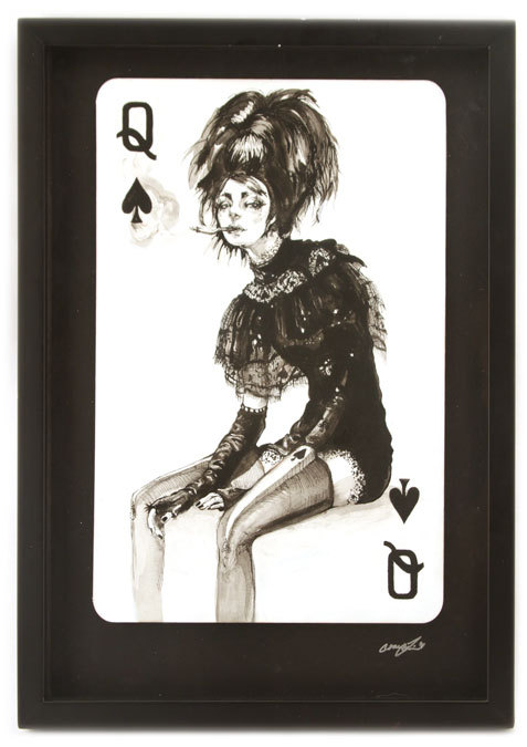 Queen of Spades, Connie Lim
