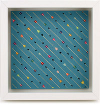 Arrow Pattern, Jared Andrew Schorr