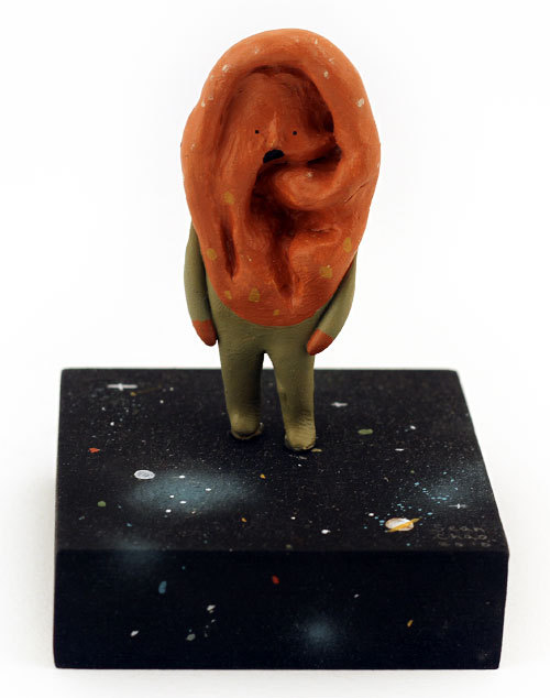 Cosmos Series: No. 5, Ear , Sean Chao