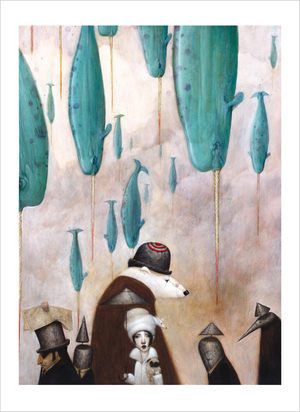 Narwhal Rain, Bill Carman