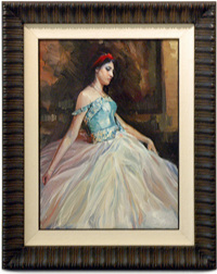 Royal Gown, Jim Salvati