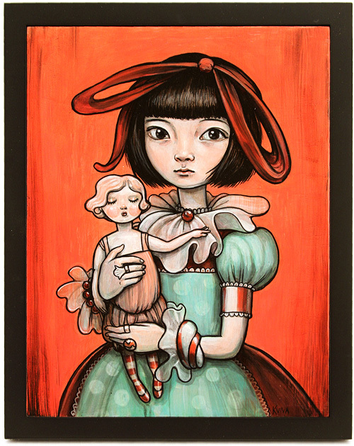Dolly-Dolly, Kelly Vivanco