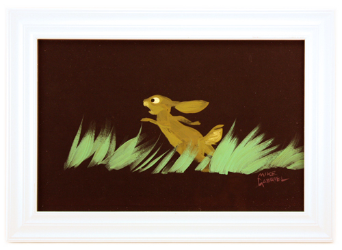 Green Rabbit Run, michael Gabriel