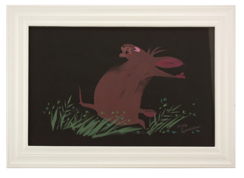 Red Rabbit Run, michael Gabriel