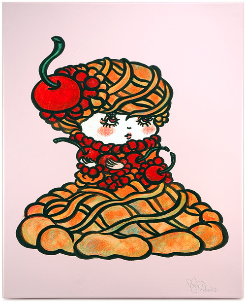 Cherry-Pie-Chang (Sweets Land Series), Marie