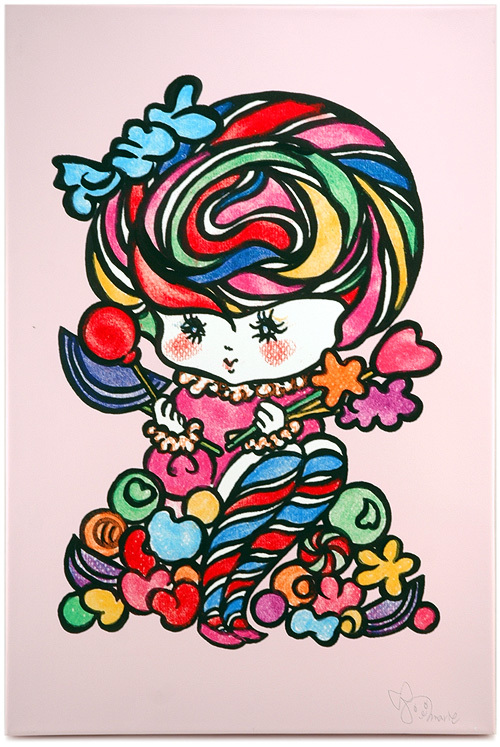 Candy-Chang (Sweets Land Series), Marie