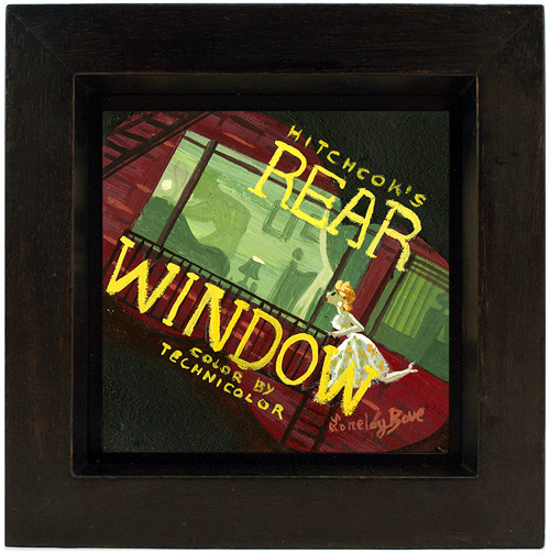 Rear Window, Lorelay Bove