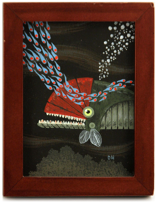 Mechano the Whale, Don Hall